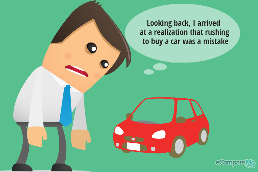 9.Looking-back,-I-arrived-at-a-realization-that-rushing-to-buy-a-car-was-a-mistake