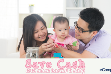 How-To: Save Cash Even When Having A Baby
