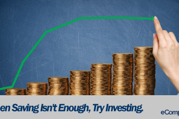 When Saving Isn't Enough, Try Investing