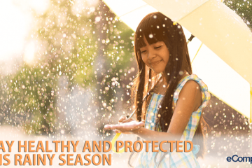 How Do You Stay Healthy And Protected This Rainy Season?