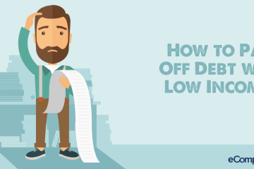 Pay Off Debt With Low Income In 5 Steps