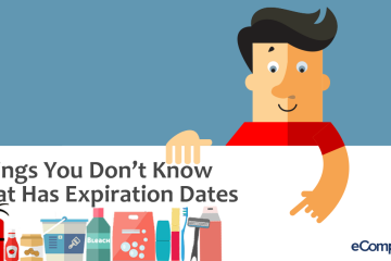 5 Things That You Didn't Know Have Expiration Dates Too
