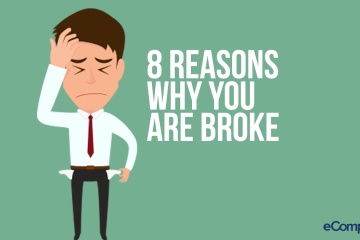These Are The Reasons You Are Broke Right Now