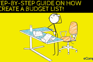 This Step-By-Step Guide To Creating A Budget List Will Make You Smarter With Money