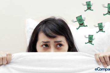 5 Financial Monsters You Need To Face Now