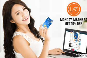 MasterCard Mondays at Lazada with your RCBC Credit Card