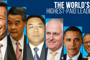 Who Are The World's Highest-Paid Leaders?