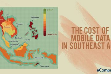 You're Paying For The Second Most Expensive Mobile Data In Southeast Asia