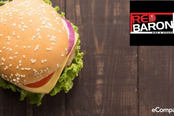 Free Red Baron Burger 101 With Your EastWest Bank Credit Card