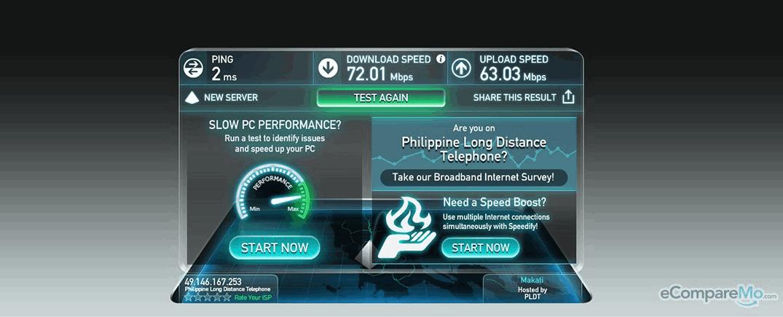 Speedtest Netflix