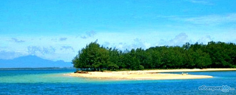 Apuao Grande Island, Camarines Norte