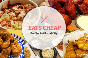 Eats Cheap: Top 5 Surprisingly Affordable Restaurants In BGC