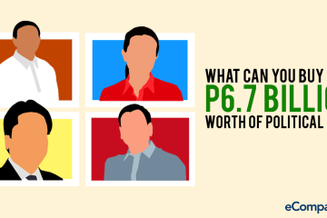 INFOGRAPHIC: What Can You Buy With P6.7 Billion Worth Of Political Ads?