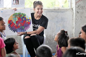 Pinoy Celebrities And The Causes They Support