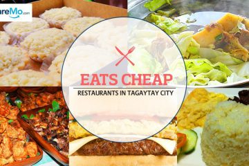 Eats Cheap: 5 Restaurants In Tagaytay You Shouldn't Miss