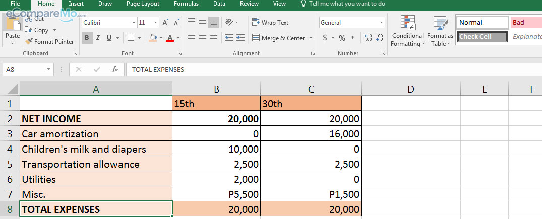 3 filipinos with different needs and expenses share their budgeting