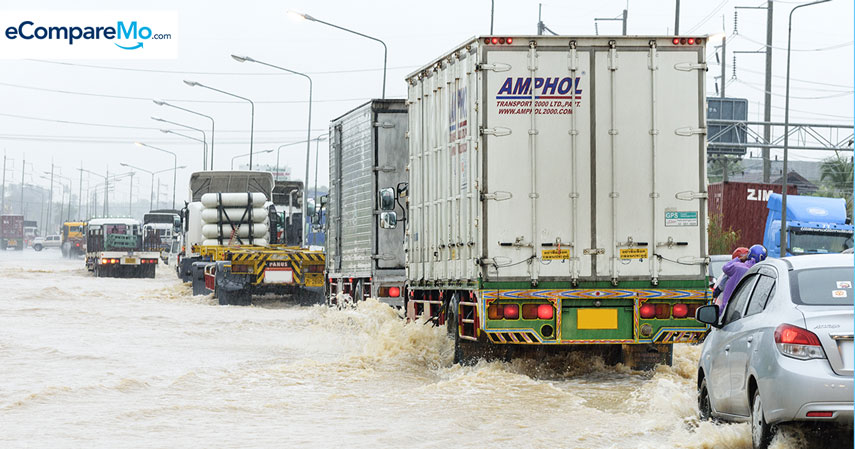 Check Out This List Of Flood-Prone Areas In Metro Manila