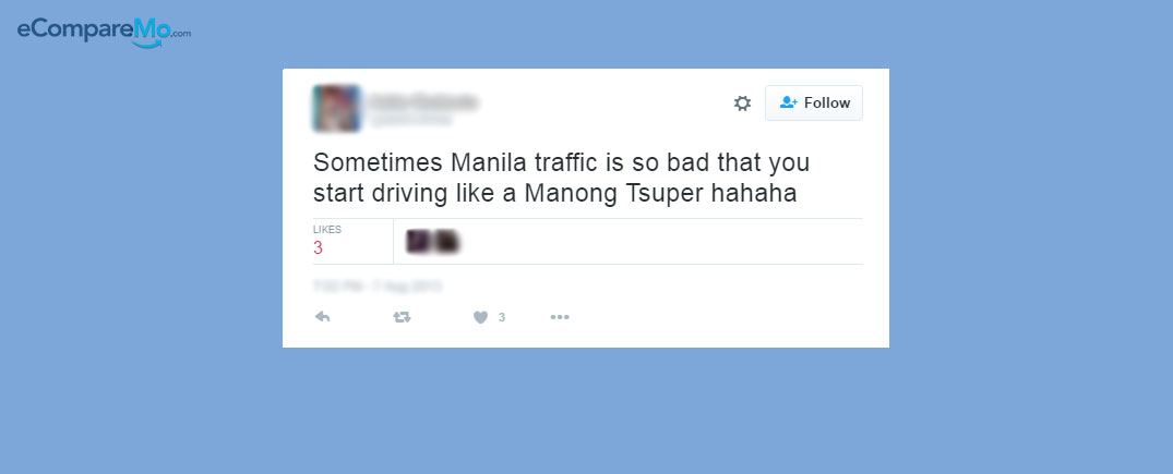 18 Hilarious Tweets About Driving In Manila
