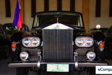 A Brief Look Into Presidential Cars In Philippine History