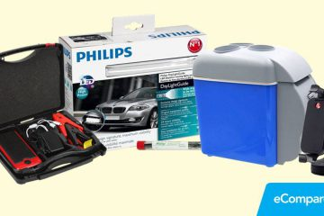 6 Essential Car Accessories For Your New Ride