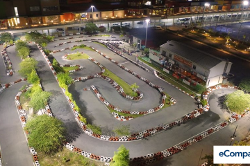 Want To Satisfy Your Need For Speed? Put The Pedal To The Metal At These Go-Kart Race Tracks