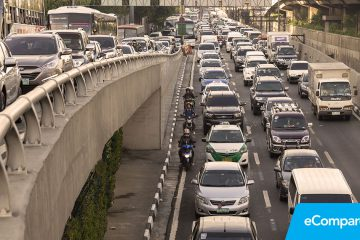 5 Of The Worst Traffic Jams In Recent Philippine History
