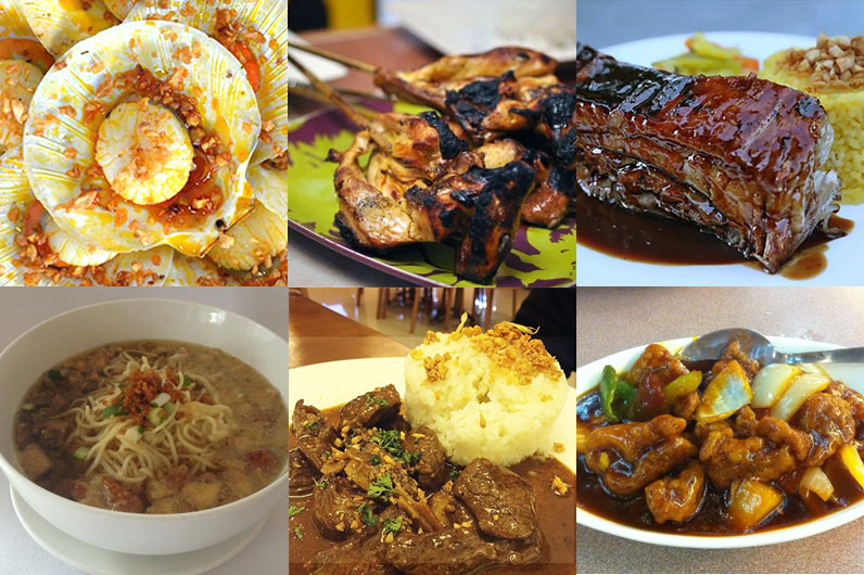 Masskara Festival Food Guide The Best Restaurants And