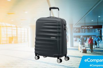 Get A Free American Tourister Spinner Luggage When You Apply For An HSBC Credit Card And Spend P5,000