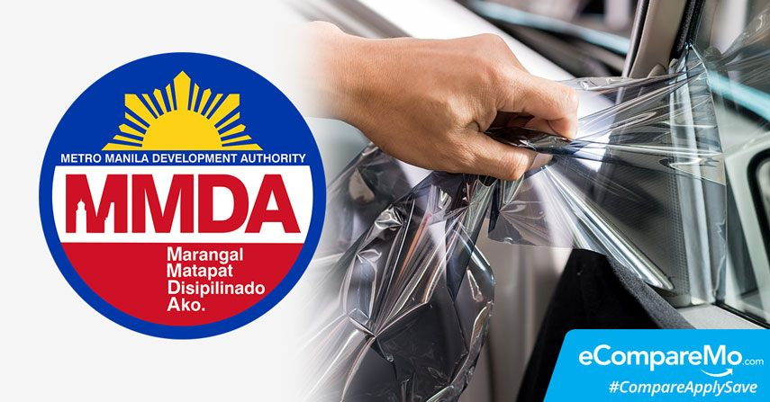 Enraged By The MMDA's Plan To Regulate Car Window Tints?