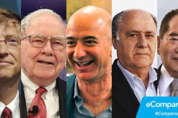 Get To Know Forbes' New Richest Billionaires In The Philippines And In The World