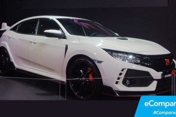 The New Honda Civic Type R Launch And 8 Other Things That Wowed The Crowd At MIAS 2017