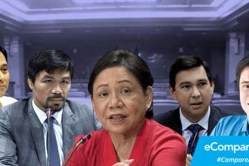 These Are The Richest Senators In The Philippines Right Now