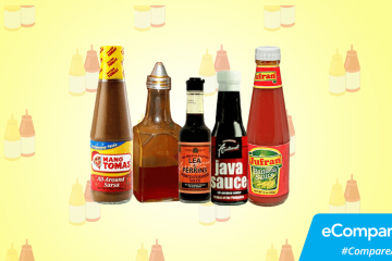 5 Sauces Every Self-Respecting Filipino Can't Live Without