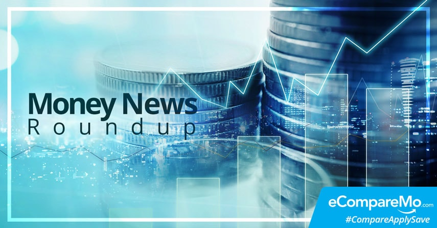 Money News Roundup: This Week In Finance And Transportation