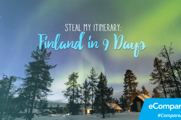 Steal My Itinerary: Chasing The Northern Lights And Other Things To Do In Finland