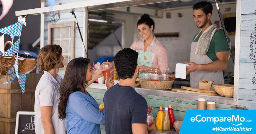 How To Start Your Own Food Park Stall Business