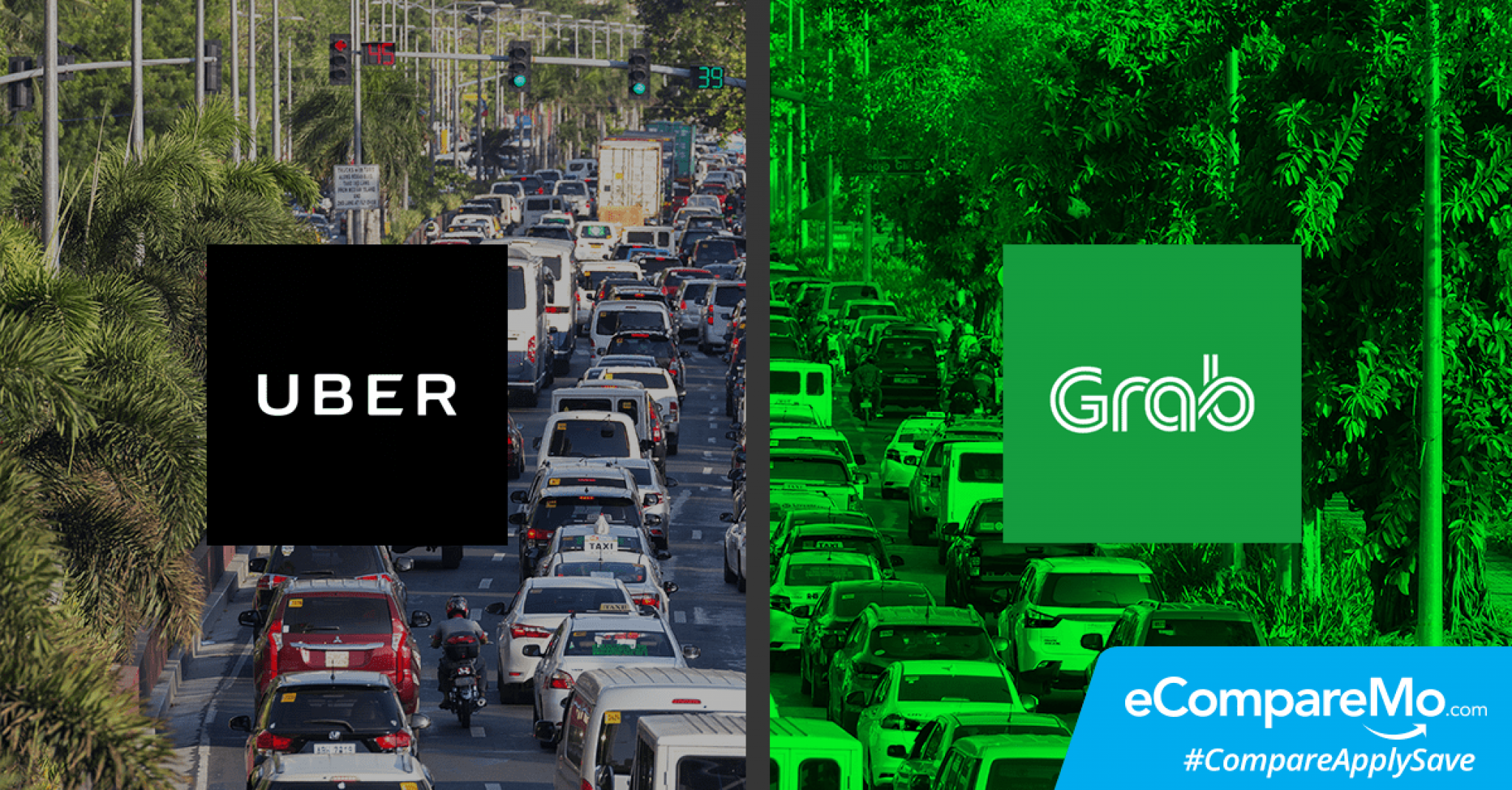 uber vs  grab  which serves as a better part