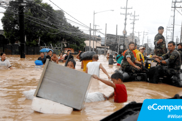 7 Cities In PH, 18 Areas In Metro Manila Most Prone To Flooding