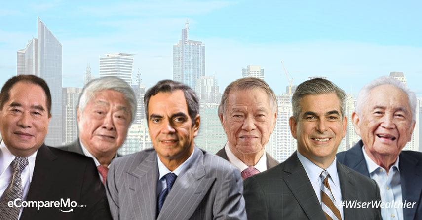 Old Faces, New Names Make It To Forbes Philippines' 50 Richest List 2017