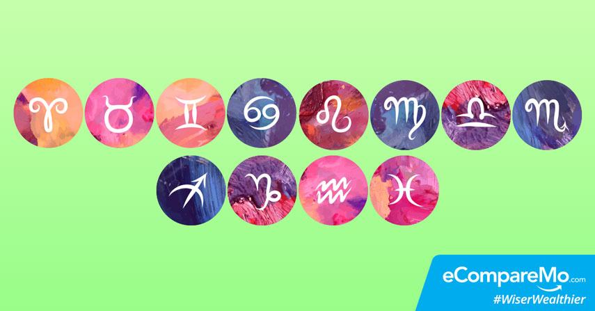 What Your Zodiac Sign Says About Your Financial Savvy
