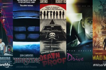 Blood, Gore, And Car Crashes: Motoring Movies To Watch Over Halloween