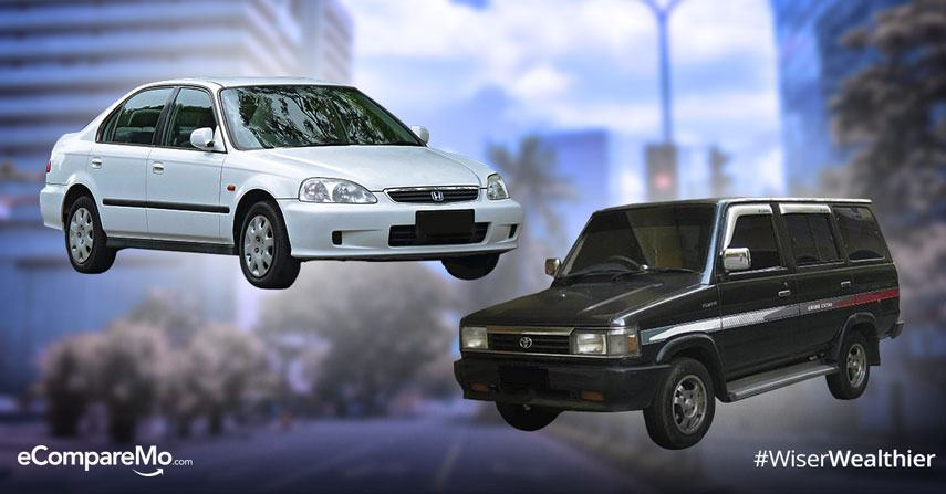 #FlashbackFridays: Beloved Cars Of The Past