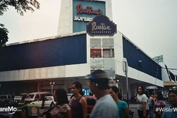 Flashback: The Iconic, Lost Establishments Of Cubao Past