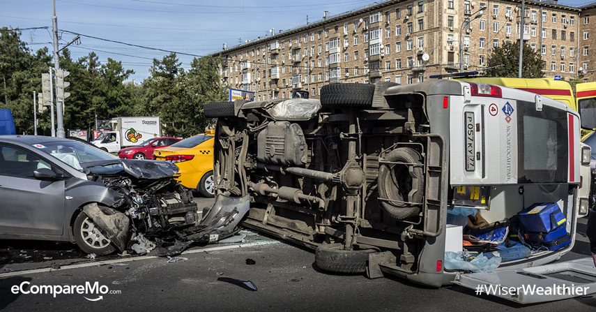 What To Do If You Get In An Accident With An Emergency Vehicle