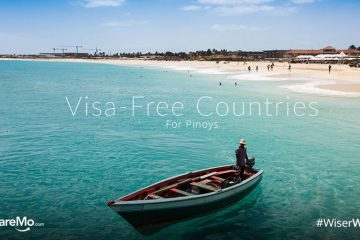 Updated: 31 Countries Without Visa Requirements For Pinoys