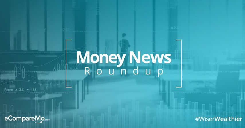 Money News Roundup: Bank Officials Suspended For Fraud