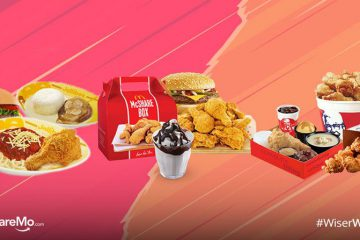 This is How Much It Will Cost To Order All The Set Meals At Your Favorite Fast-Food Chain