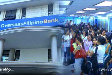 Overseas Filipino Bank Launches In Manila