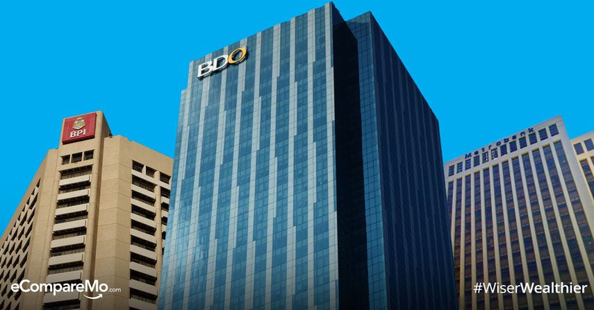 BDO, Metrobank, BPI Rank High On List