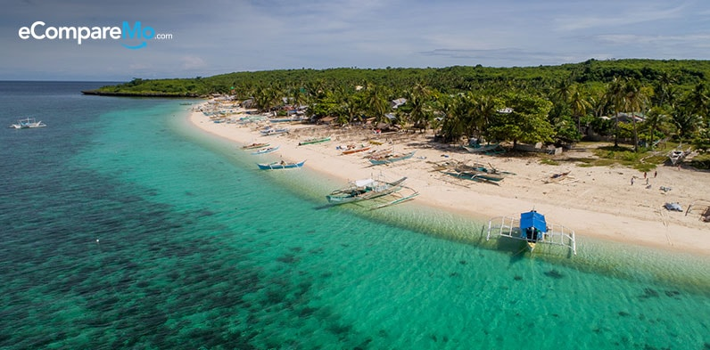 Boracay Island Alternatives-Cebu